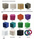 Toutes sortes de bille magnétique de néo- sphères