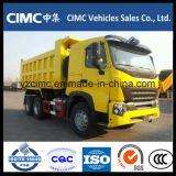 最もよい販売HOWO 6X4 371HPのダンプトラック20cbm