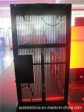 Imperméable IP68 16 Outdoor LED Curtain Mesh
