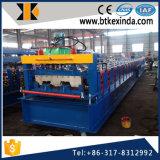 기계를 형성하는 Kxd 688 고품질 금속 루핑 지면 갑판 롤