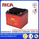 12V bateria selada bateria da bateria acidificada ao chumbo 12V VRLA