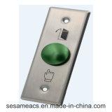 Type en plastique acrylique prise de masse de presse aucun bouton de sortie monté par surface de COM d'OR (SB40PW)