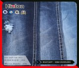 Blue Cotton Stretch Twill Denim Fabric9.8oz