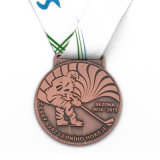 Liga de zinco Die Casting Antique Copper Medal
