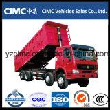 Sinotruk HOWO 6X4 371HP 덤프 트럭 또는 팁 주는 사람