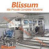 Máquina de rellenar automática del embotellamiento de agua de botella de 5 galones de la fabricación