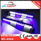 LED-warnendes Masken-Licht-und Riss-Warnleuchten-Stab (bernsteinfarbig)
