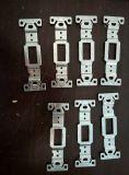 Metal que carimba a peça fazendo à máquina do terminal