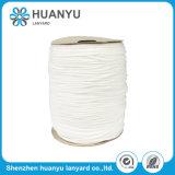 Corda elastica tessuta poliestere personalizzata di marchio
