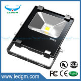 Luz de inundação ao ar livre em linha do diodo emissor de luz 10W20W30W50W70W100W de RoHS IP65 do Ce do local AC85-265V da compra