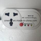 AVS 16A Protector de sobretensión de voltaje de alimentación para electrodomésticos