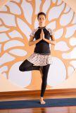 Женщины сушат быстро Jogging Sportswear йоги гимнастики обжатия тройников тренировок