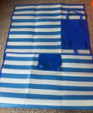 Soem-faltende Decken-kampierende im Freienstrand-wasserdichte Picknick-Matte