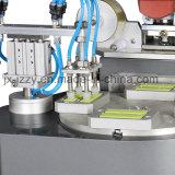Velocidad 1 impresora de la pista del color con la placa del carrusel