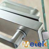 Traitement de porte en aluminium de qualité pour la porte coulissante en verre intérieure