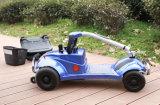 270W arbeitsunfähiger faltender vier Rad-elektrischer Roller-Preis