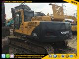 使用されたVolvoの車輪の掘削機210blcのVolvo 210blcの掘削機、販売のための使用された210blc掘削機