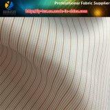 Tessuto del rivestimento del vestito briciolo/dell'azzurro nella banda del poliestere (S164.165)