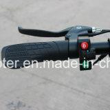2 Rad-faltbarer elektrischer Roller mit Lithium-Batterie-Aluminium-Rahmen