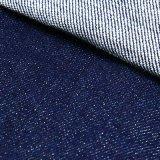 Prodotto intessuto Spandex del denim del cotone della saia per i jeans di modo