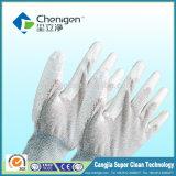 Guantes antiestáticos del ESD de los guantes para industrial