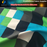 Polyester Serpent Peach Skin Fabric Printing pour pantalons de plage, tissu en polyester