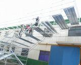 SGSは構築のためのRinglockの足場タワーを証明した