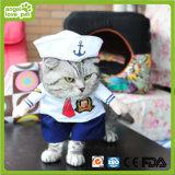 O animal de estimação do traje do marinheiro veste a alta qualidade