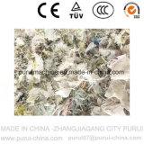 Frantoio sporco del film di materia plastica per il riciclaggio del sacchetto tessuto pp