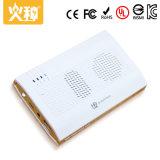 batería portable de la potencia 5000mAh con el altavoz de Bluetooth para el teléfono móvil