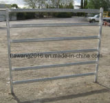 A barra Galv oval da carne do gado do painel do Stockyard cerc forte 2200mm largo elevado de 1800mm