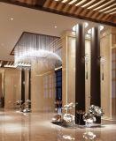 Extrusion PVC Flooring Tile Trim Profile moderne Décoration intérieure