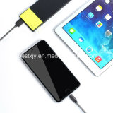 Телевизионная строка с данными телетекста кабель вспомогательного оборудования телефона металлическая USB 5V 1.5A для iPhone