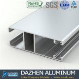 Perfil de aluminio para el color modificado para requisitos particulares puerta filipina de la talla de la ventana