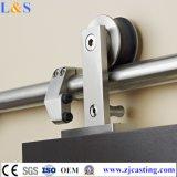 Hardware de la puerta deslizante de Bamping del almacenador intermediaro (LS-SDU 6063)