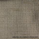 Tessuto domestico del sofà della tappezzeria della tessile tinto pianura del poliestere