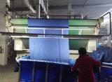 Die Röhren Textilmaschineknit-Gewebe und die geöffnete Breite entspannen sich Trockner