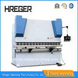 Máquina superior de Brake&Bending de la prensa del CNC de la producción de la fábrica de China