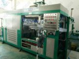 Machine en plastique automatique NF1250b de Thermoforming de cuvette