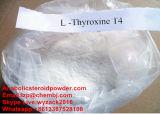 L-Тироксин CAS 51-48-9 верхнего качества Levothyroxine для дополнений культуризма T4 Prohormone