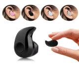 Auricular estéreo sin manos al por mayor del metal MP3 del teléfono móvil con el micrófono para el iPhone