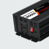DC инвертора силы 12V 220V 2000W к пику 4000W инвертора большой емкости AC солнечному с инвертора решетки