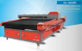 Sistema plano de la cortadora del laser del formato grande para la industria de cuero