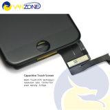 AAAのiPhoneのために7つの4.7 LCDのタッチ画面の表示計数化装置コンポーネントおよびフレームはLCDとアセンブリ置換の黒白いiPhone7を完了する