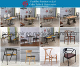 고대 재생산 가구를 가진 철 금속 상점 테이블 디자인
