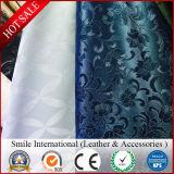 Украсьте кожу PVC синтетическую для искусственной кожи оптовой продажи мебели