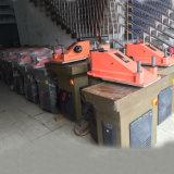 Verwendetes ursprüngliches Italien-Atom-hydraulisches Schwingen armiert lederne Ausschnitt-Maschine (SE16)