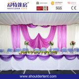 Il pozzo ha decorato la tenda della festa nuziale per la cerimonia nuziale