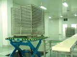 Autoclave industriel horizontal avec l'AP de Siemens