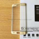 pour l'écran protecteur d'écran de butoir d'écran tactile de protecteurs d'écran en verre Tempered de bord de Samsung S6